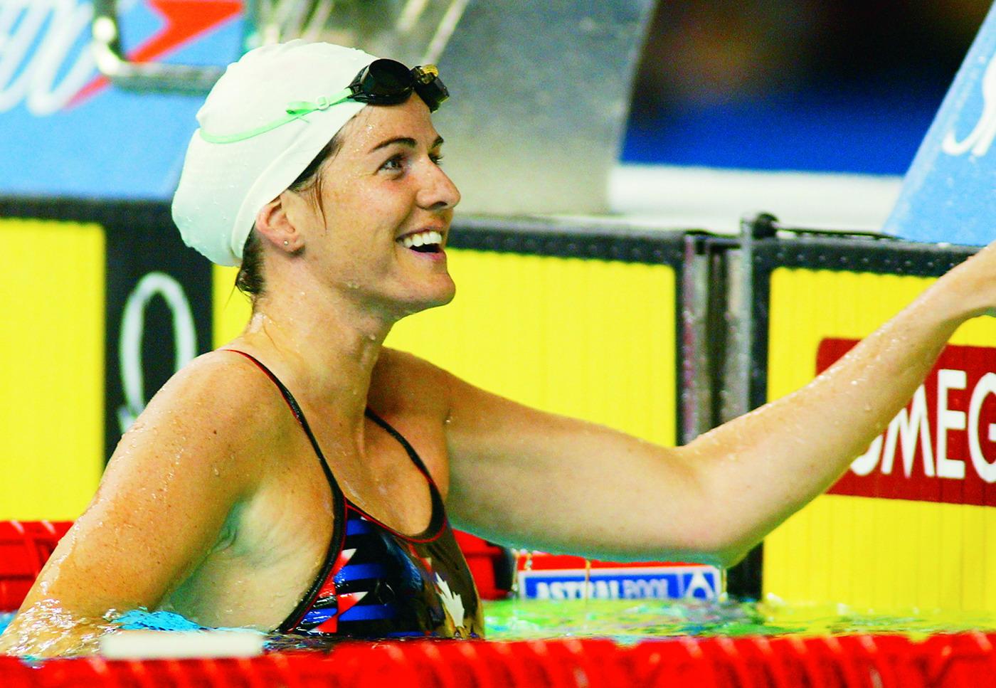 Nikki Dryden Swim Across America