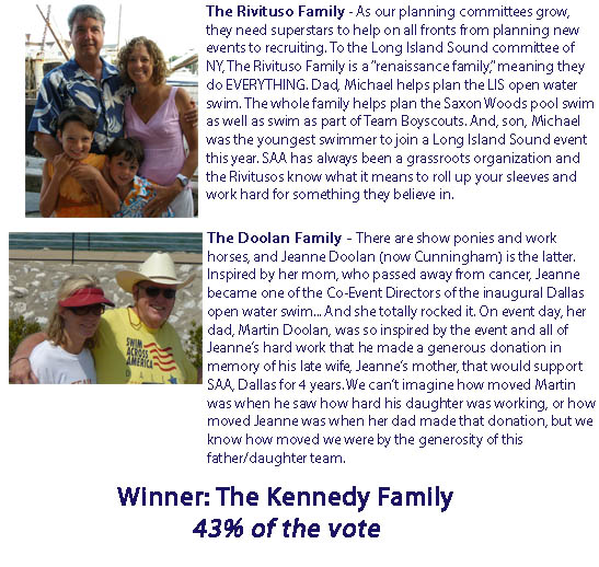 2011 awards gold medal family winner 2