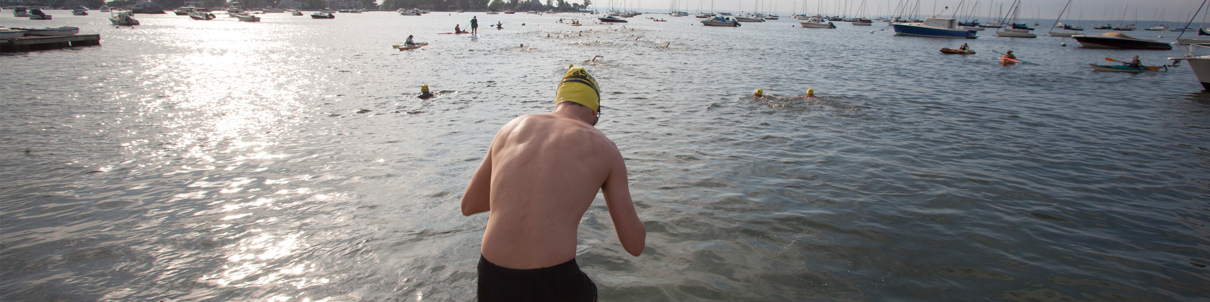 Open Water SF Bay Swim