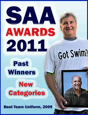 Reasons - TO win an SAA award 3