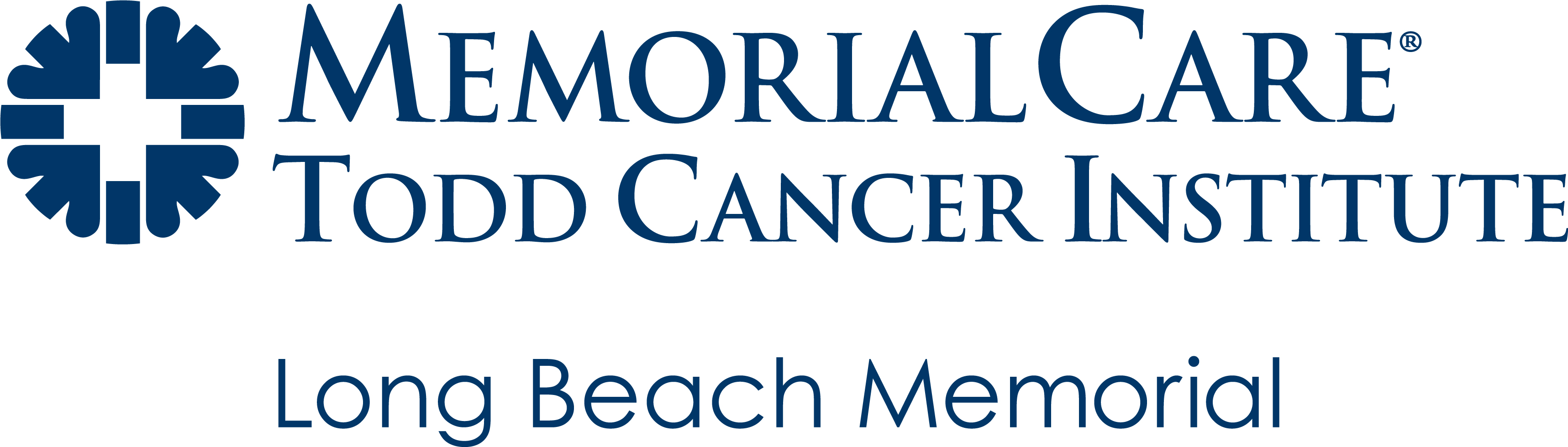 Todd Cancer Institute Logo