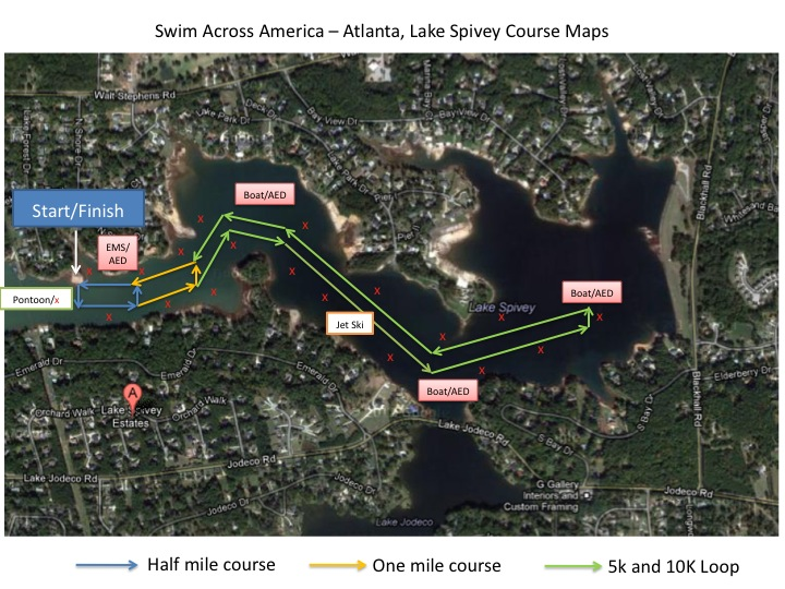 Atlanta new course
