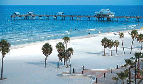 Tampa - Clearwater beach