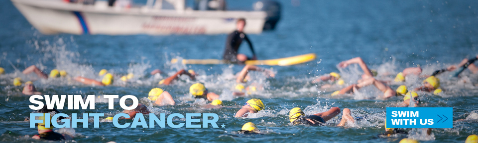 Swim to Fight Cancer in Your Town: Swim with Us