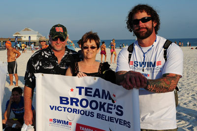 Team Brooke's Victorious Believers