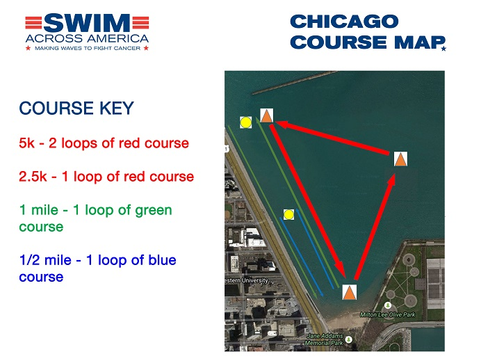 Chicago Course Map 2015